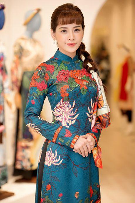 Chi Pu va A hau Thuy Dung diu dang trong ta ao dai - Anh 5
