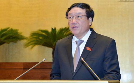 Chanh an TANDTC: Khong co oan sai trong vu an Tran Van Vot - Anh 1