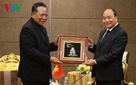 Thu tuong Chinh phu tiep Chu tich Hoi huu nghi Thai Lan-Viet Nam - Anh 1