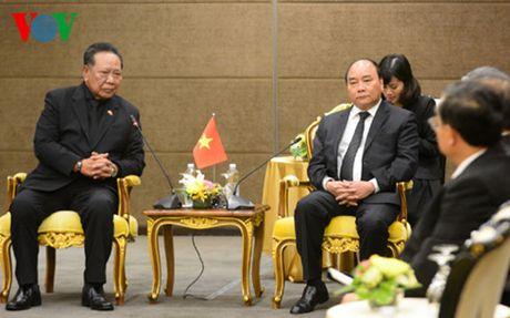 Thu tuong Chinh phu tiep Chu tich Hoi huu nghi Thai Lan-Viet Nam - Anh 2