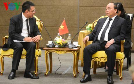 Thu tuong Chinh phu tiep Chu tich Hoi huu nghi Thai Lan-Viet Nam - Anh 3