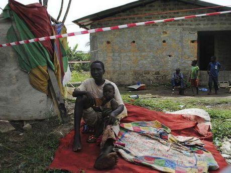 Hon mot nua dan so o Sierra Leone thieu luong thuc nghiem trong - Anh 1