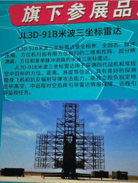 Radar Trung Quoc khien F-22, F-35 khong the tang hinh - Anh 1