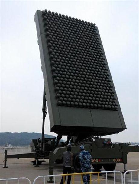 Radar Trung Quoc khien F-22, F-35 khong the tang hinh - Anh 2