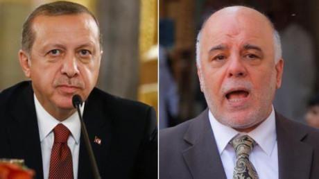 Tho Nhi Ky can thiep o Mosul: Giac mo de che Ottoman - Anh 1