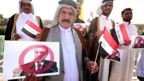 Tho Nhi Ky can thiep o Mosul: Giac mo de che Ottoman - Anh 2