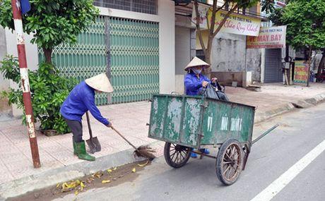 Huyen Tam Duong 'met nhoai' xu ly rac thai - Anh 2