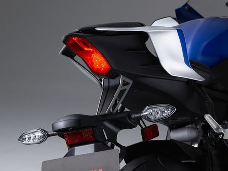 Soi chi tiet Yamaha YZF-R6 2017, gia 272 trieu dong - Anh 14