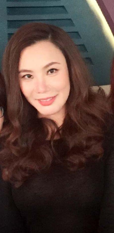 Ho Quynh Huong lan dau chia se ve xich mich voi ca si Thanh Lam - Anh 1