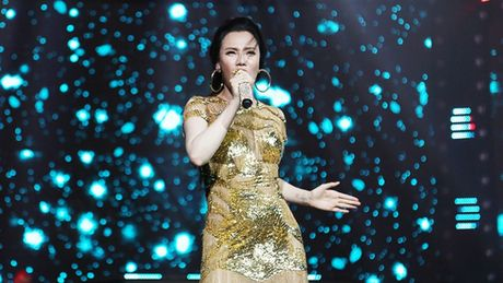 Ho Quynh Huong lan dau chia se ve xich mich voi ca si Thanh Lam - Anh 2