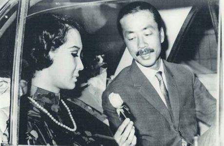 Ngam anh dep Phu nhan Pho Tong thong Nguyen Cao Ky va Tham Thuy Hang - Anh 3