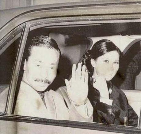 Ngam anh dep Phu nhan Pho Tong thong Nguyen Cao Ky va Tham Thuy Hang - Anh 4