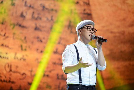 Trung Quan Idol bi che khi hat 'Tinh ca' - Anh 2