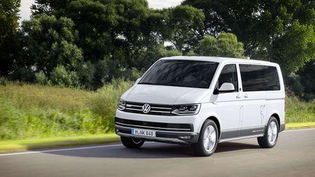 VW Multivan PanAmericana - Xe van mang trai nghiem off-road - Anh 3