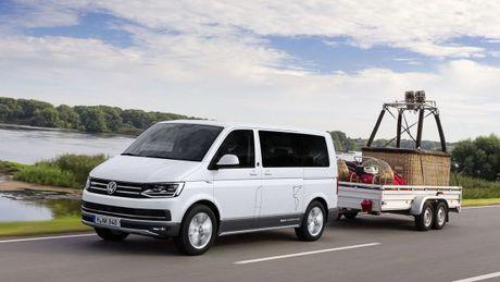 VW Multivan PanAmericana - Xe van mang trai nghiem off-road - Anh 4
