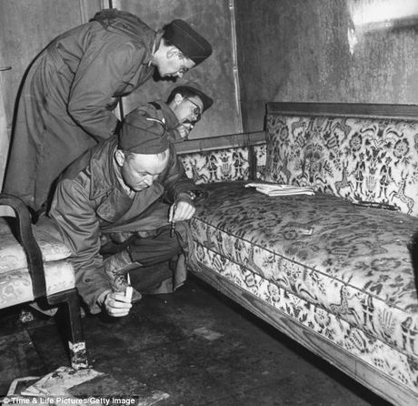 Su gia Anh khang dinh Hitler da tron thoat sang Argentina - Anh 3
