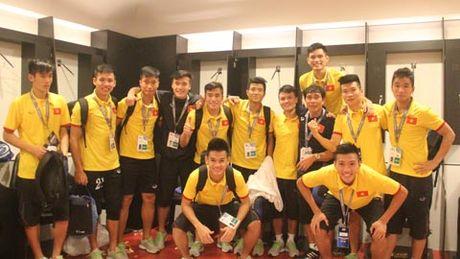 Ly do 10 cau thu U19 duoc don len doi tuyen U22 Viet Nam - Anh 1