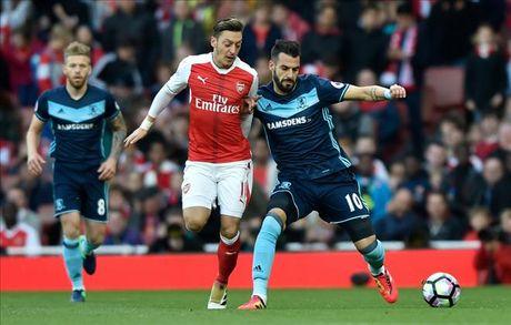 18h30 ngay 29/10, Sunderland vs Arsenal: Nguoi len dinh, ke xuong vuc - Anh 1