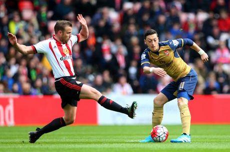18h30 ngay 29/10, Sunderland vs Arsenal: Nguoi len dinh, ke xuong vuc - Anh 2