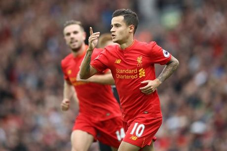 Choi qua hay, Coutinho khien nguoi Liverpool lo lang - Anh 1