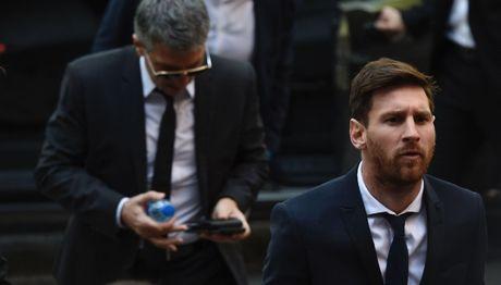 Top 50 'soai ca' bong da 2016: Lionel Messi - Anh 7