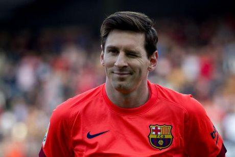 Top 50 'soai ca' bong da 2016: Lionel Messi - Anh 8