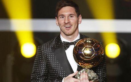 Top 50 'soai ca' bong da 2016: Lionel Messi - Anh 9