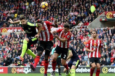 5 diem nhan Sunderland 1-4 Arsenal: UCV vo dich la day! - Anh 2