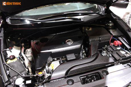 Nissan Teana 2017 'chot gia' 1,49 ty dong tai Viet Nam - Anh 10