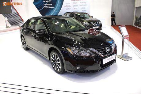 Nissan Teana 2017 'chot gia' 1,49 ty dong tai Viet Nam - Anh 11