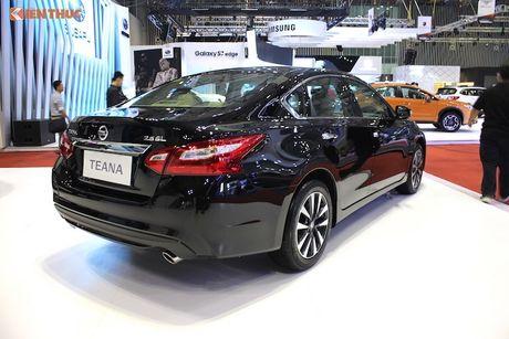 Nissan Teana 2017 'chot gia' 1,49 ty dong tai Viet Nam - Anh 12