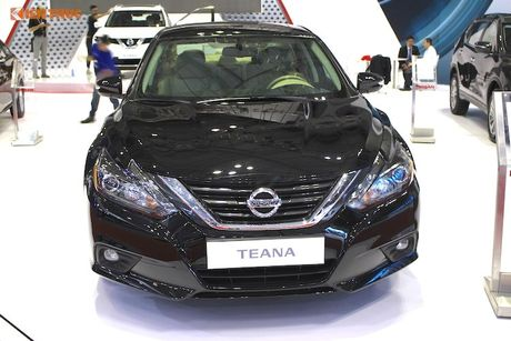 Nissan Teana 2017 'chot gia' 1,49 ty dong tai Viet Nam - Anh 2