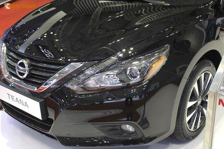 Nissan Teana 2017 'chot gia' 1,49 ty dong tai Viet Nam - Anh 3