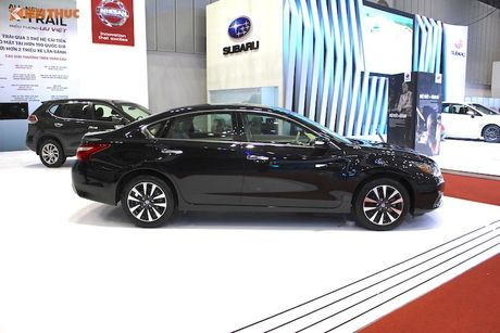 Nissan Teana 2017 'chot gia' 1,49 ty dong tai Viet Nam - Anh 4