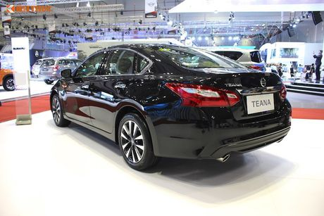 Nissan Teana 2017 'chot gia' 1,49 ty dong tai Viet Nam - Anh 5