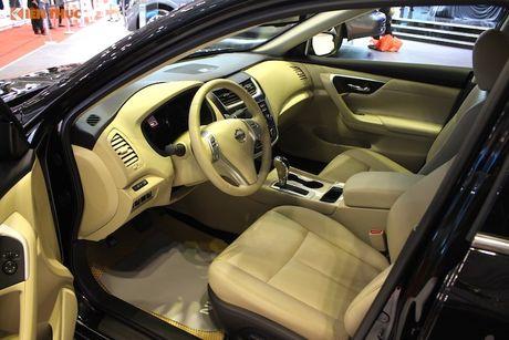 Nissan Teana 2017 'chot gia' 1,49 ty dong tai Viet Nam - Anh 6