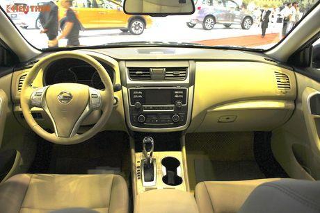 Nissan Teana 2017 'chot gia' 1,49 ty dong tai Viet Nam - Anh 7