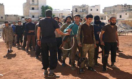 Phien quan Syria dong loat tan cong giai vay o Aleppo - Anh 1