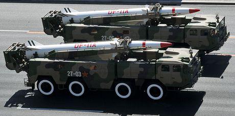 Nga khong ngai ten lua dan dao DF-12 cua Trung Quoc - Anh 2