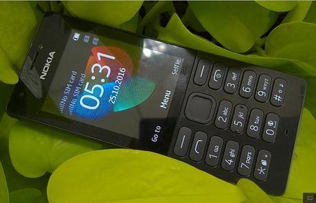 Kham pha 'de' 2 SIM Nokia 216 chup anh Selfie an tuong - Anh 2