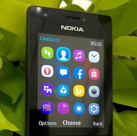 Kham pha 'de' 2 SIM Nokia 216 chup anh Selfie an tuong - Anh 7