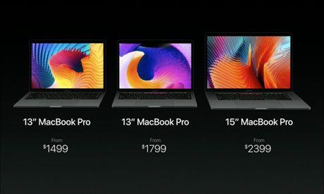 Apple ngung ban Macbook Air 11 inch, giu Pro va Air 13 inch 2015 - Anh 2