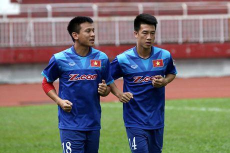 Tuyen Viet Nam: Van Thanh chay nhe, Dinh Hoang tap rieng - Anh 1