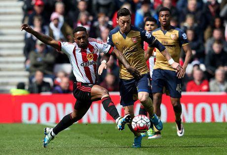 18 gio 30 hom nay, TRUC TIEP Sunderland - Arsenal - Anh 1
