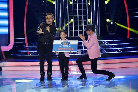 Guong mat than quen nhi 2016 show 4: Ha Thuy Anh mung phat khoc vi chien thang - Anh 13