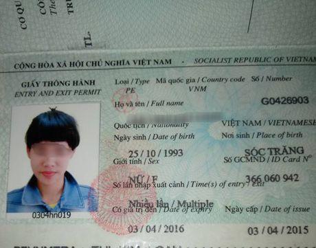 Them mot co dau Viet keu cuu o Trung Quoc - Anh 2