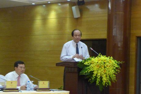 Vu ong Vu Huy Hoang: Se xu ly dung nguoi, dung toi - Anh 1