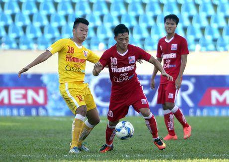 Sanna Khanh Hoa khong so U21 HAGL - Anh 1