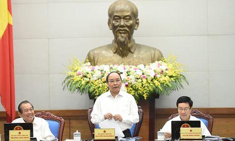 Thu tuong: 'Moi Bo, nganh, dia phuong deu phai xay dung Chuong trinh hanh dong' - Anh 1
