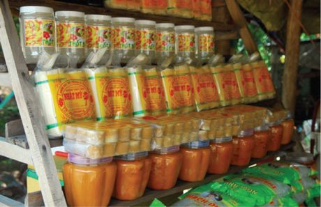 Nghe lam duong thot not cua dong bao Khmer - Anh 2